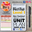 Thumbnail: New Zealand Maths Unit Plan Template (Level 1 NZC)