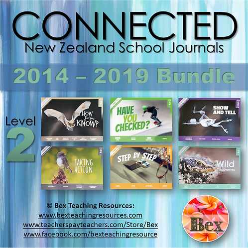 NZ Connected, L2, 2014-2019 Bundle