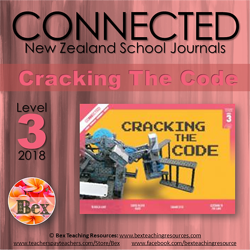 NZ Connected - L3 - 2018 - Cracking The Code