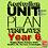 Thumbnail: Australian Unit Plan Templates - Year 6