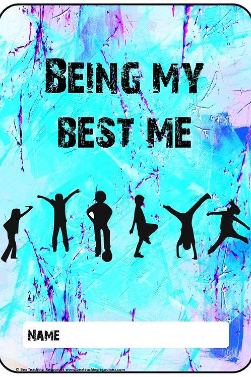 Being My Best Me Journal