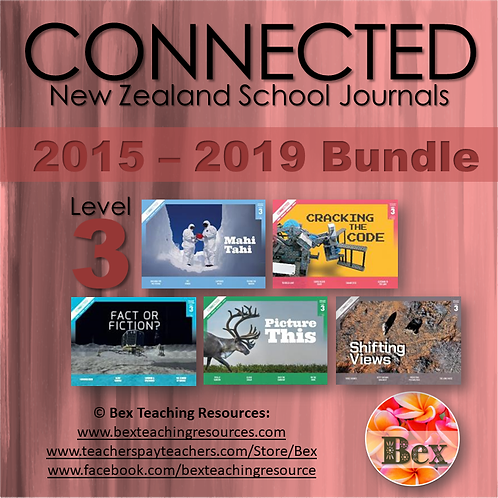 NZ Connected, L3, 2015-2019 Bundle