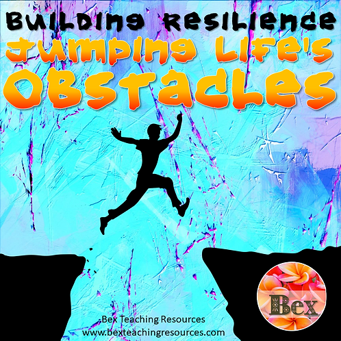 Building Resilience, Jumping Life's Obstacles