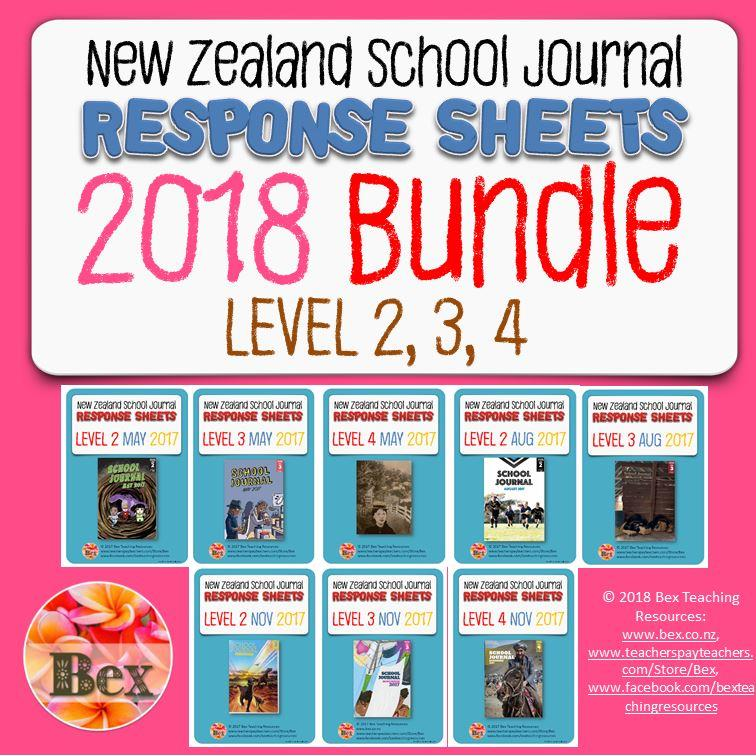 Journal Bundle 2018