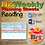 Thumbnail: Reading Weekly Planning Sheets (New Zealand) Year 0-8