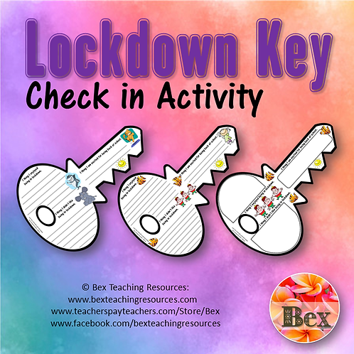 Lockdown Key - Check in Activity.