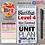 Thumbnail: New Zealand Maths Unit Plan Template (Level 4 NZC)