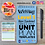 Thumbnail: New Zealand Writing Unit Plan Template (Level 1 NZC)