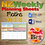 Thumbnail: Maths Weekly Planning Sheets (NZ Numeracy) Year 0-8