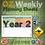 Thumbnail: Australian Maths Weekly Planning Sheets - Year 2.