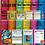 Thumbnail: Homework Tracker - Google Sheets