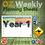 Thumbnail: Australian Maths Weekly Planning Sheets - Year 1