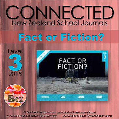 NZ Connected - L3 - 2015 - Fact or Fiction?