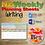 Thumbnail: Writing Weekly Planning Sheets (NZ Writing Exemplars) Year 0-8