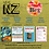 Thumbnail: New Zealand Unit Plan Template Bundle (Level 1 NZC)