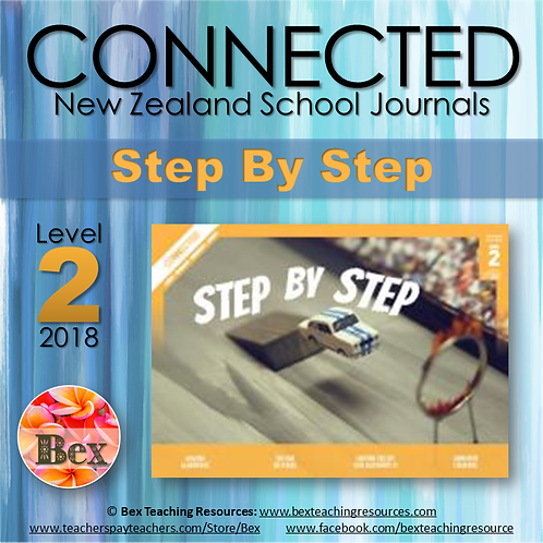 NZ Connected - L2 - 2018 - Step By Step