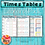 Thumbnail: Times Tables Learning Pack