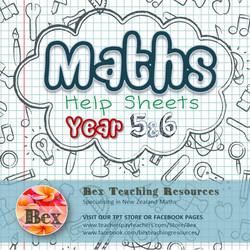 Maths Help Sheets