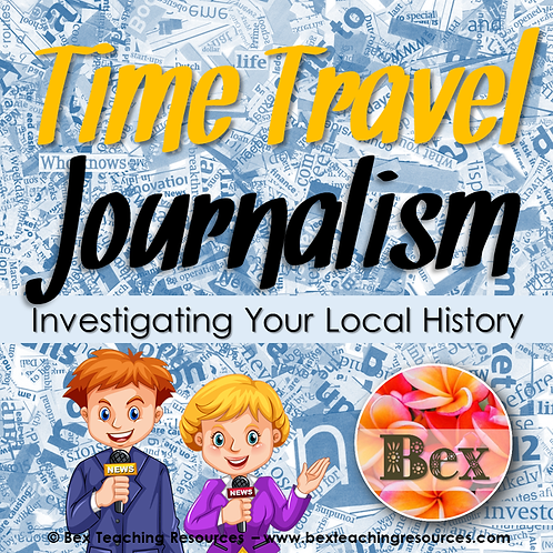Time Traveling Journalism - Investigating Your NZ Local History