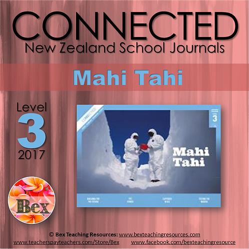 NZ Connected - L3 - 2017 - Mahi Tahi