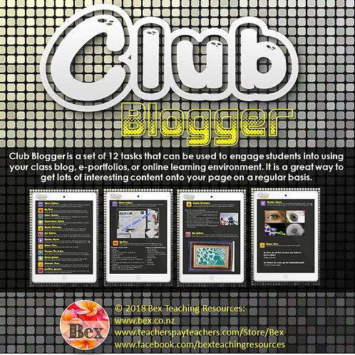 Club Blogger
