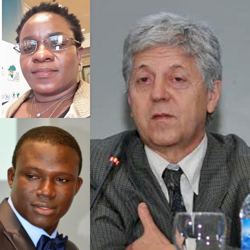 Abiodun E. & Oluwayemisi A. | Gabriel Yoguel