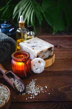 composition-various-objects-used-spa-tre