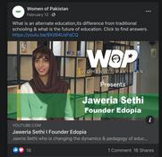 Women of Pakistan