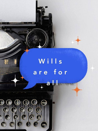 Wills writing process. The effect of Corona on the wills writing process, regulation and the market.