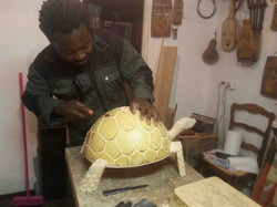 10 La tortue