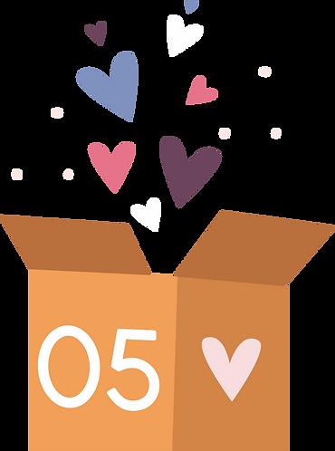 Doar 05 cestas básicas