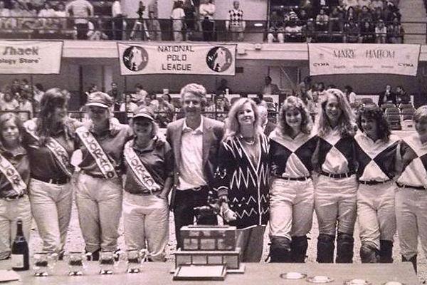 1990 Women's National Champions