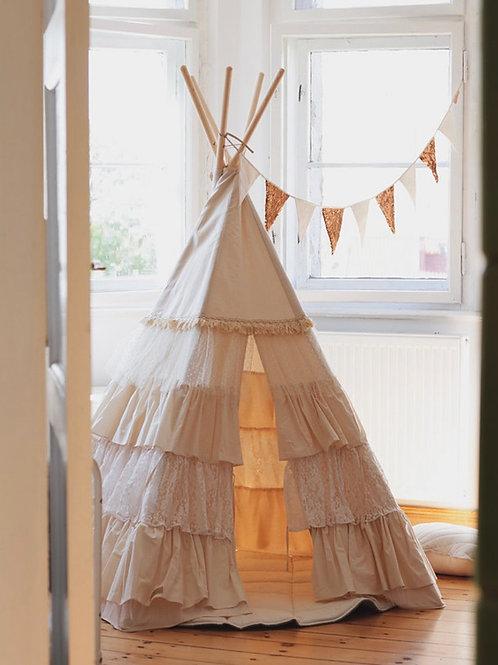 Tipi tent SHABBY CHIC