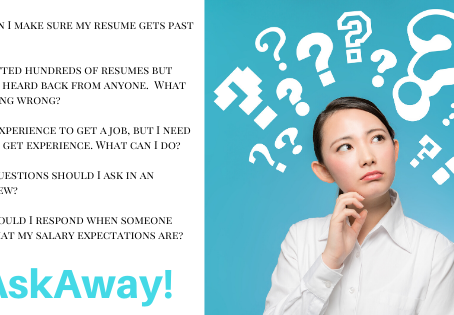 Answers to Common Job Search Questions