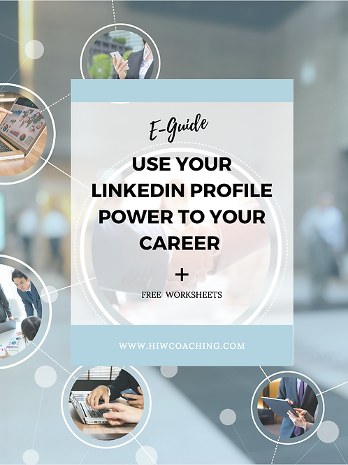 Use Your LinkedIn Profile to Power Your Career