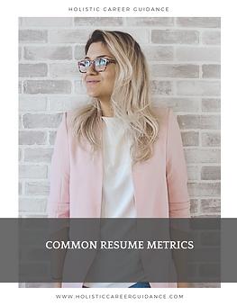 Common Resume Metrics Cover.png