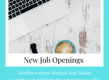 New Jobs Openings!