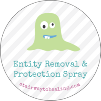 Entity Removal & Psychic Protection Spray