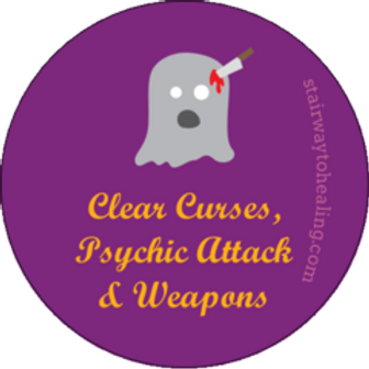 Clear Curses, Pyschic Attacks, & Energy Weapons