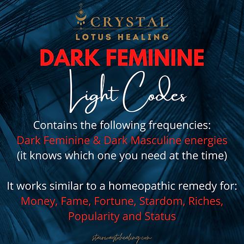 Dark Feminine