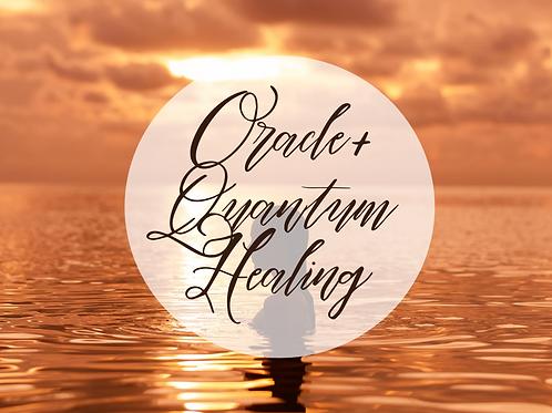 Quantum Psychic Healing Session