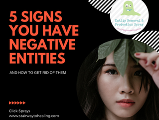 5 Signs You Have Negative Entities