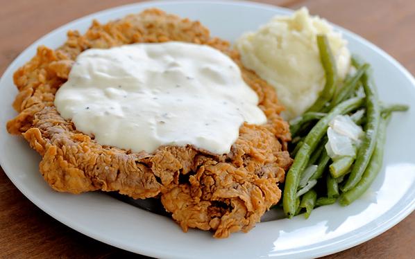Killens-Barbecue-–-Chicken-Fried-Steak-–