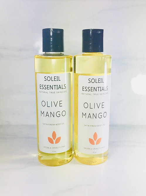 OLIVE MANGO BODY OIL