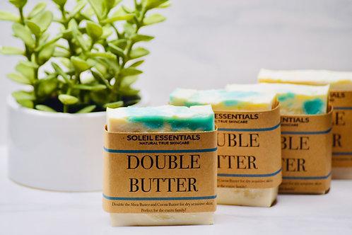 DOUBLE BUTTER SOAP BAR