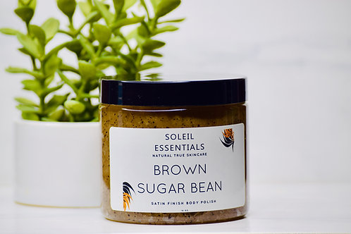 BROWN SUGAR BEAN BODY POLISH