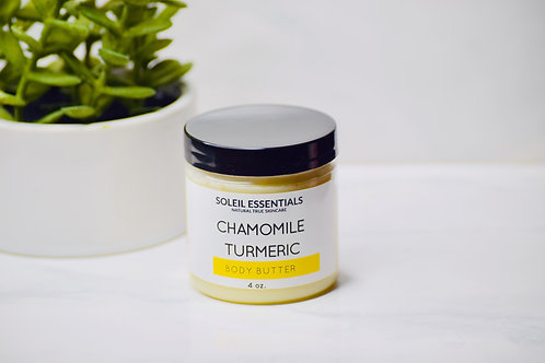 CHAMOMILE & TURMERIC BODY BALM