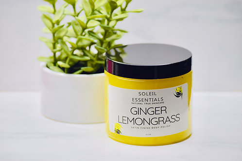 GINGER LEMONGRASS BODY POLISH