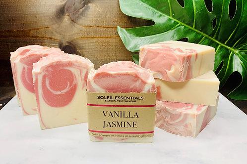 VANILLA JASMINE SOAP BAR