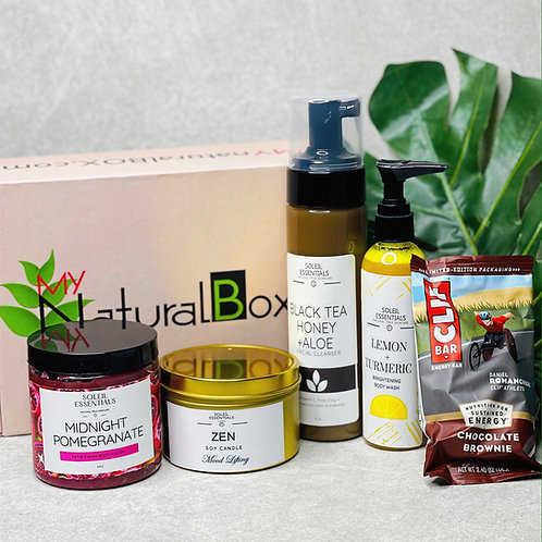 JULY MynaturalBOX:  Single Purchase Only
